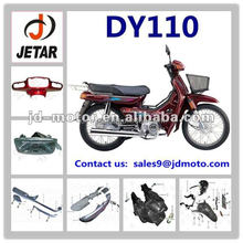 Chinese Motorcycle DY110 spare parts