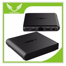 Best selling products T95X amlogic s905x tv box Android 6.0 Kodi KDplayer 1G/8G watch tv free