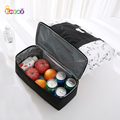 Encai Traveling Bag Fashion Can Cooler Bag Weekend Picnic Handbags