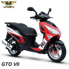 FALCON 150CC EAGLE 2016 Fashion Model Hot Sales Gasoline Scooter Motorcycles With Big Fat Wheels GTO VII