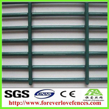 high quality 358 anti-climb welded wire mesh panel/358 security barrier mesh fence