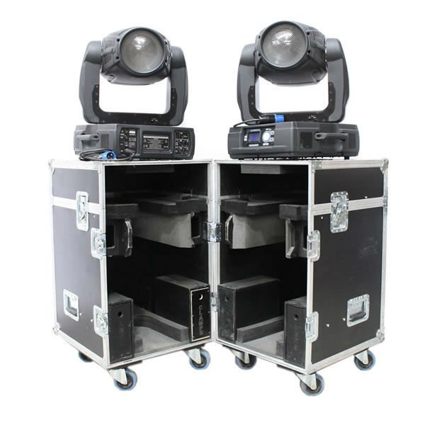 Light flight cases fits DJ Moving Head lighting