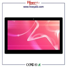 Digital Signage Media Player 15.6 Inch Open Frame LCD Advertising Player /15 inch touch screen hd mi led monitor