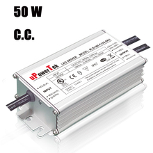 50W 120V 277V UL listed class 2 IP67 waterproof Constant current 7 year warranty LED driver for street light
