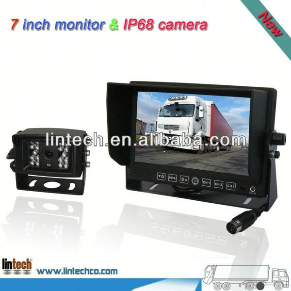 Reversing camera kit wide view 7 inch best aftermarket backup camera system for trailer