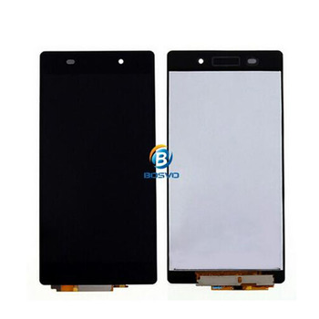 mobile phone lcd for sony xperia Z2 L50w display screen with touch digitizer replacement repair parts