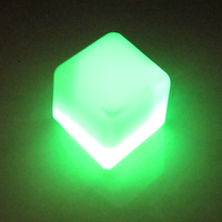 flash lighted ice cube led