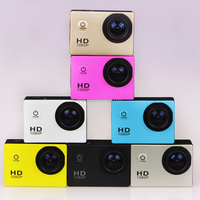 1.5-inch LCD 1080P Full HD HDMI action camera 30 meters waterproof video camera extreme sports