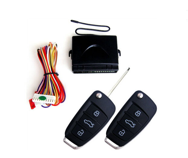 Hot selling Car Keyless Entry Remote system Auto keyless central lock and unlock with trunk release function