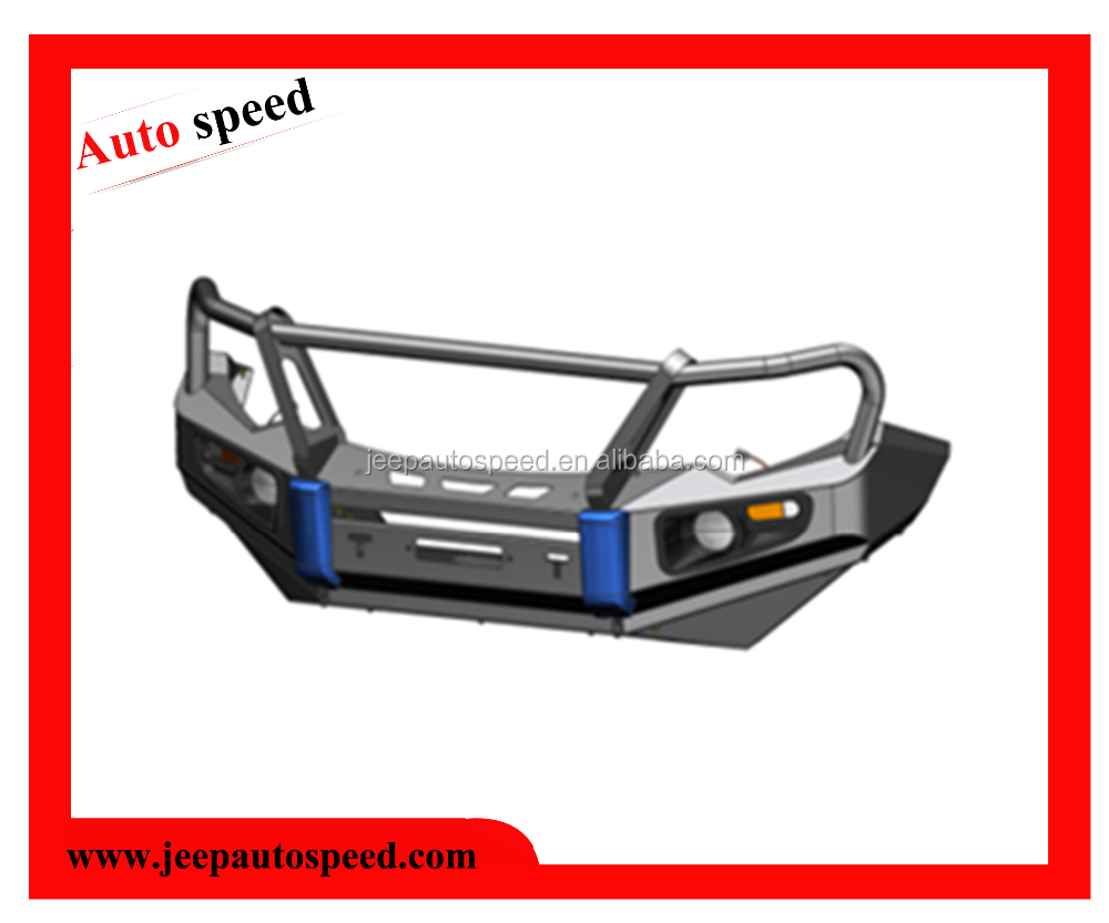 Front bumper for MIT Triton 2015