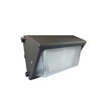 Exterior LED wall pack lights DLC china supplier led outdoor wall light lowest price wallpack LED light