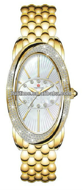 geneva watches diamond geneva quartz watch water resistant diamond brand watches for women