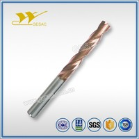 5D Internal Coolant Twist Drill for Cast Iron Machining