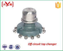 35kv off load tap changer WSPII163/10-4X3 aluminum cold resistant electric transformer tap changer