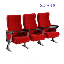 SD-A-10 Theater seat with folding writing pad
