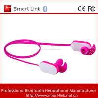 Bluetooth headset components moon clips waterproof bag & English manual wireless headphones