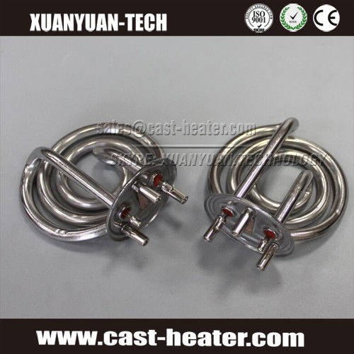 304 stainless steel tublar coffee maker heating element