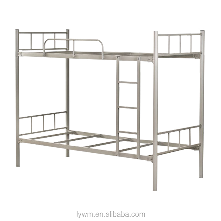 Good quality metal bunk bed up down bed for school used