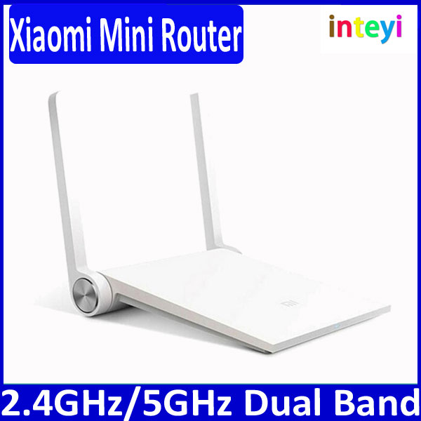 Smart APP Control 11AC 1167Mbps 2.4G/5G External USB Storage Xiaomi Mi Wifi Mini Router