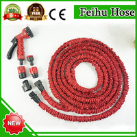 2014 hot amazon products stretch hose/hose tap adapter/plastic tubing for garden irrigation