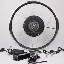 wholesale 48v 1500w 60km range electric bike conversion kit 1500watt