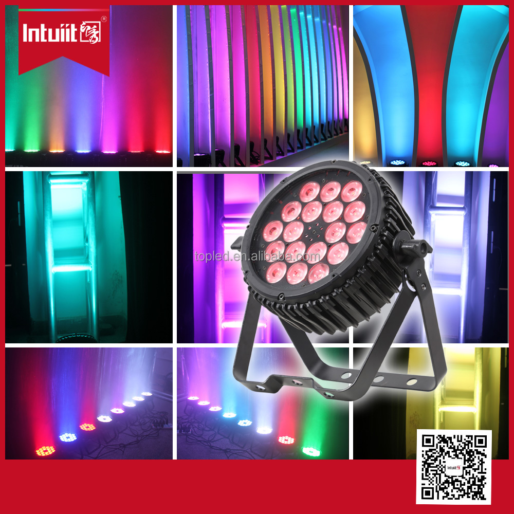 top 10 seller led rgb par can with high quality