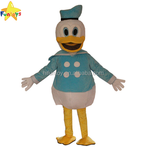 Funtoys CE Donald daisy Duck cartoon mascot costumes