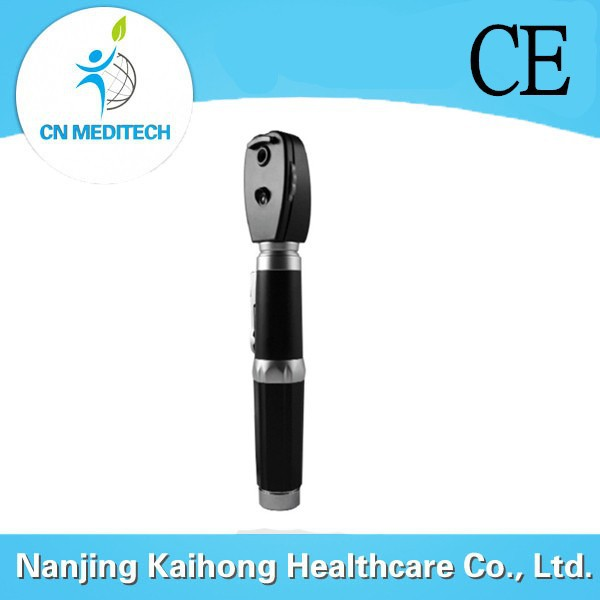 Diagnositic set otoscope ophthalmoscope