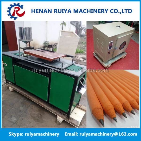 Recycled paper pen making machine / Paper pencil making machine with best quality and low price