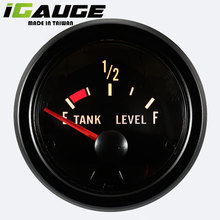 Designed For Measuring LED Light Yacht Parts Diesel Level Meter