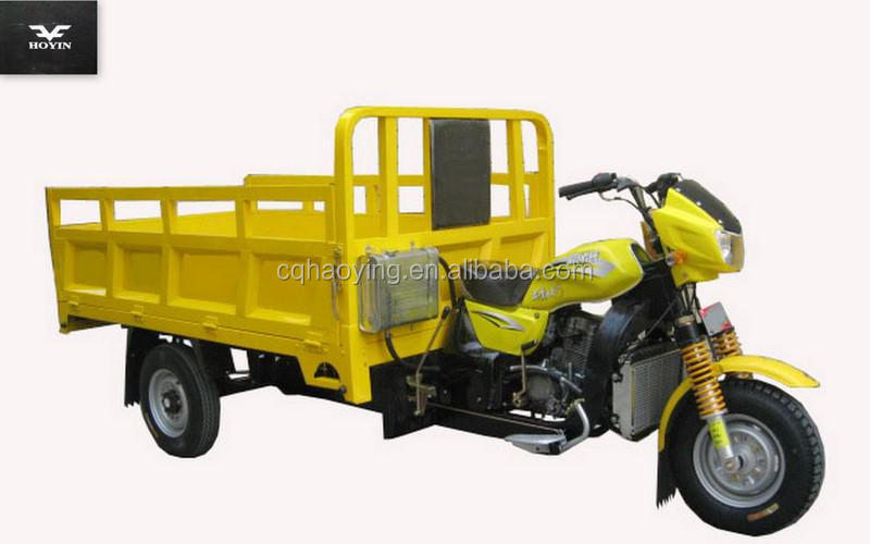 China cheap Gas 250cc Cargo Tricycle for sale