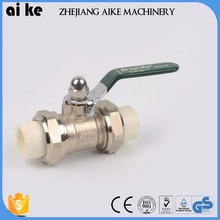 ISO 9001 water ball valve brass water,oil,gas DN50 PN16