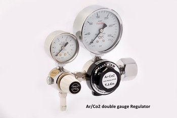 Ar/Co2doublegauge Regulator