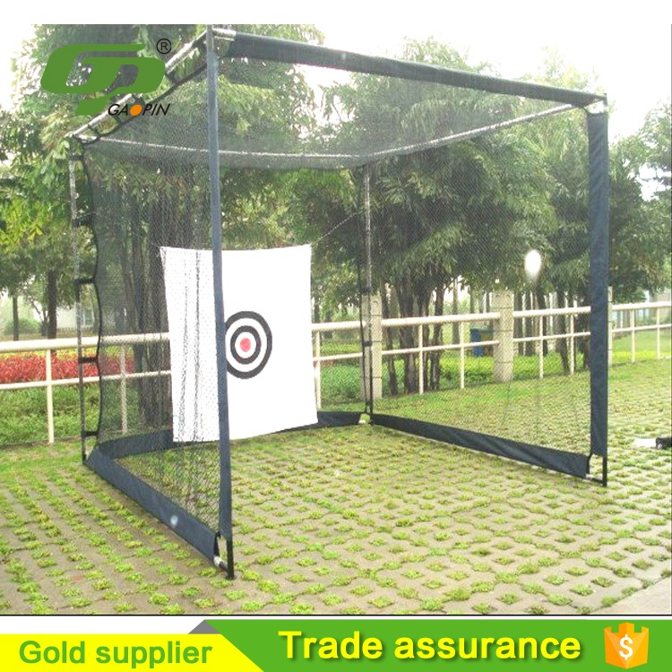 hot sale golf practice equipment net and cage