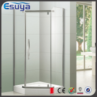 bath panel hinge open china manufacturer glass shower doors, price portable bathroom