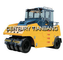 China Brand Construction Machinery Tire Road Roller XP262