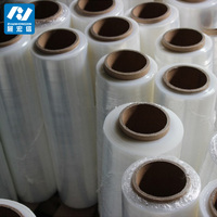 coasting process LLDPE stretch film for wrap pallet