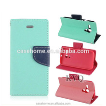 Newly stand flip candy cute leather case for moto G