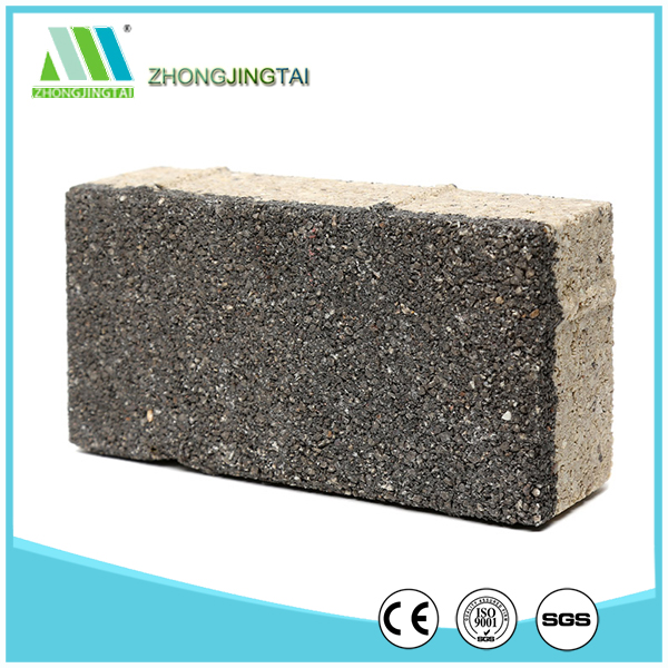 water permeable brick /concrete brick / porous paving brick