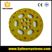 metal bonded pcd diamond cup floor grinding disc for mastic, epoxy, glue, paint removal