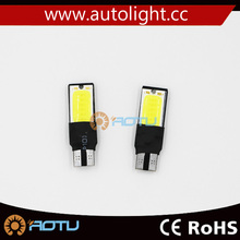 2X White T10 194 168 2825 2886 W5W High Power COB LED Bulbs Car Vehicle Light E1