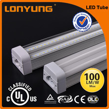 5feet 1500mm light fixture T5 seamless integrative lights Saa Rohs energy star t5 lamp power cord