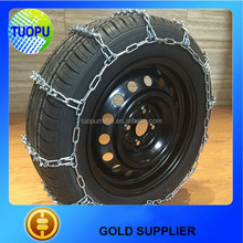 wholesale high quality alloy steel and carbon steel tire chain,wide base truck tire chain in hot selling
