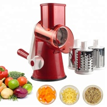 Kitchen Accessories Manual Cheese Grater Blades Potato Carrot Vegetable Fruit Food Slicer Cutter