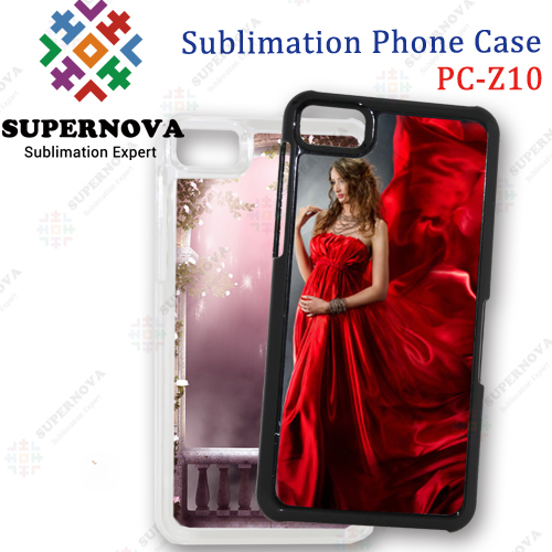 Blank Sublimation Cover Case for Blackberry z10