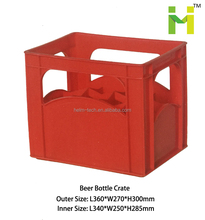 plastic beer bottle crate