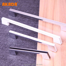 Wholesale hardware factory cabinet drawer pull zinc alloy furniture handle for kitchen cabinet handles
