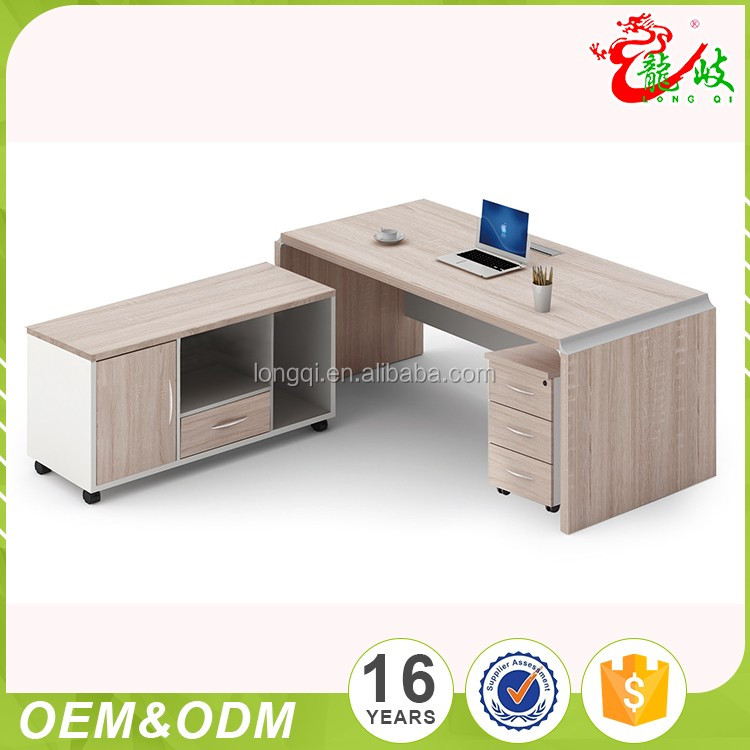 manager desk modular antique office furniture foshan shunde longjiang