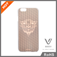 Jules.v 3D mobile phone accessory soft tpu shell case for iphone 6 6s plus case