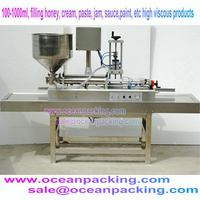 Top quality hot sell Vaseline filling and sealing machine